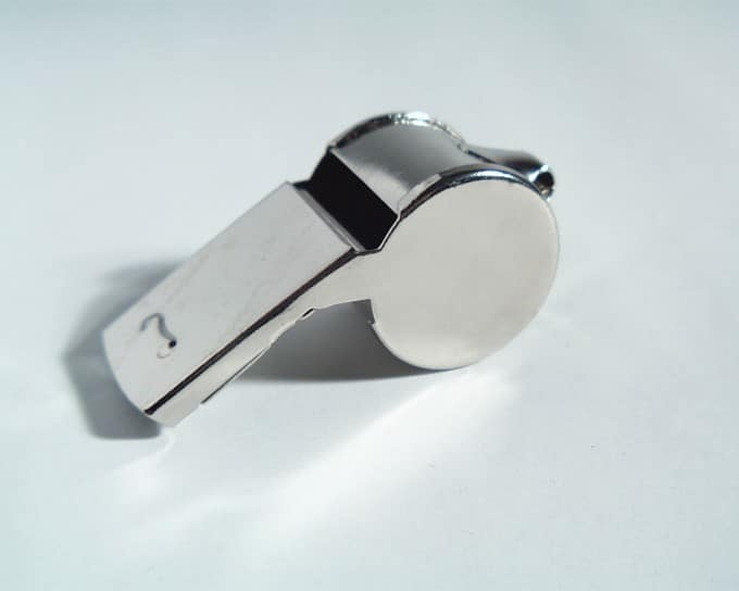 false claims act whistle