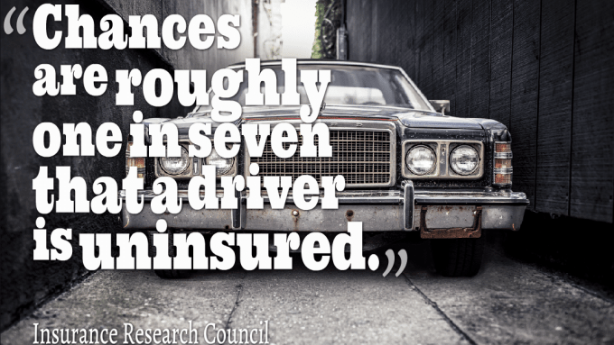 one in seven are uninsured