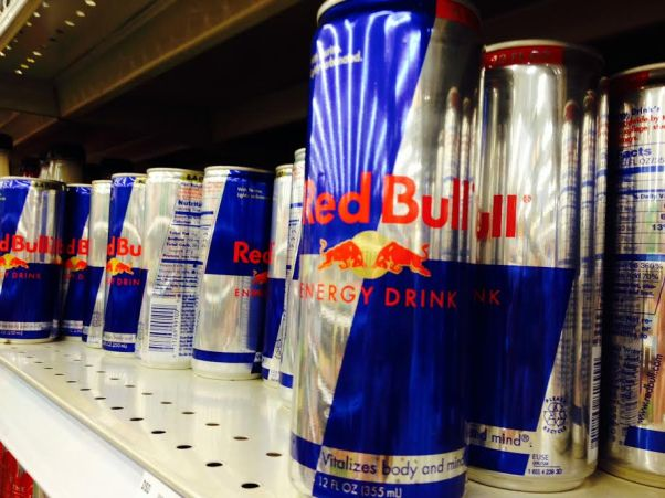 red bull class action